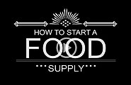 How to start a food storage supply